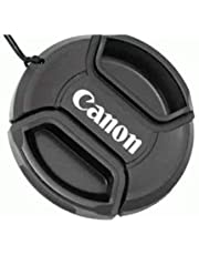 Mostos 52mm Snap-On Front Lens Cap, Camera Lens Cover for Canon DSLR