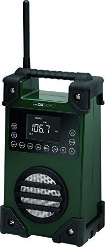 Clatronic BR 836–Radio para Obras