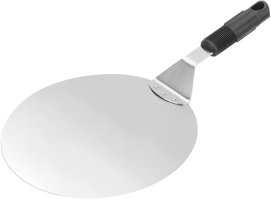 Large-scale sale Pizza Shovel Made Max 48% OFF of Stainless Steel x Plastic 42.8 25.5 and