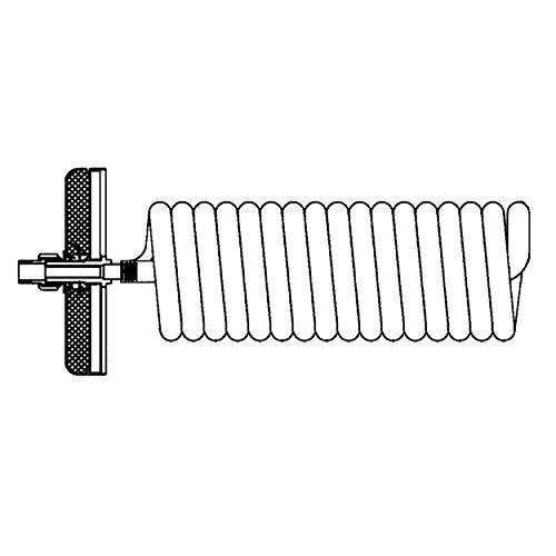 Schindler + Hofmann 90613 Rippenrohrwärmetauscher RWT 1-140 D (Einbaulänge 440 mm)
