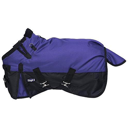 Tough-1 1200D Mini Snuggit Blanket 38 Purple