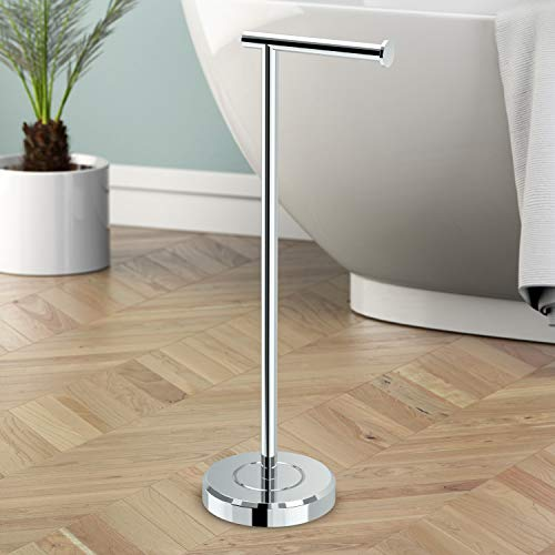 Top 10 best selling list for gatco latitude ii standing toilet paper holder