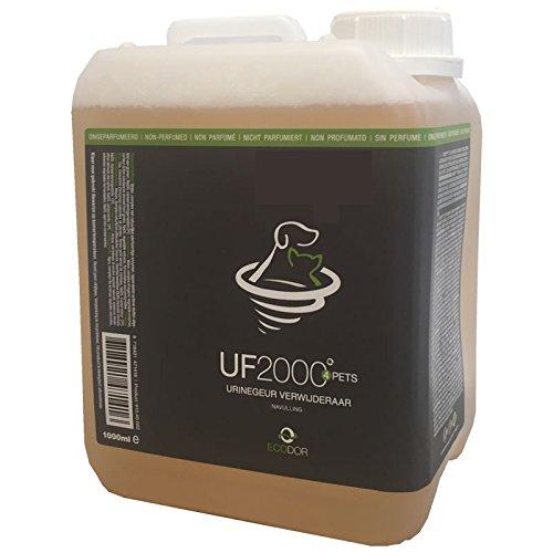 Ecodor - 2,5 ltr. Uringeruch Entferner.Dort wo Uringeruch unerwünscht ist,bietet unser Produkt eine umweltfreundliche Lösung.