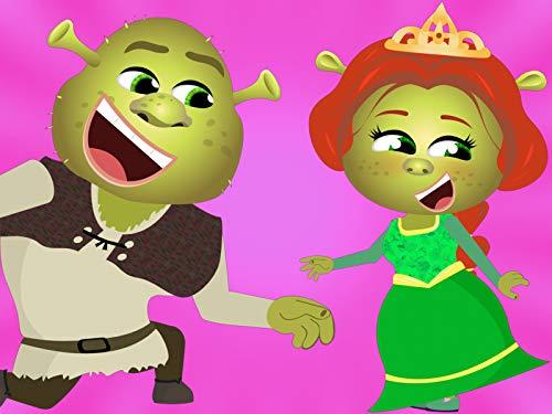 Shrek / Ali Baba und die 40 Räuber