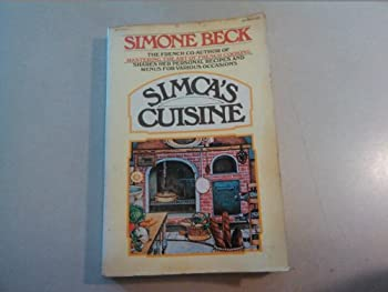 Paperback Simca's Cuisine Book