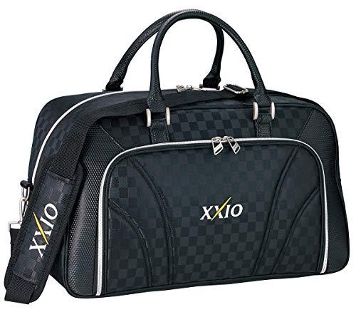 DUNLOP(ダンロップ) ボストンバッグ XXIO スポーツバッグ GGB-X105 ブラックチェック