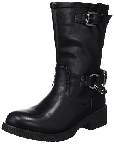 Coolway Damen Brook Biker Boots, Schwarz (Blk), 39 EU