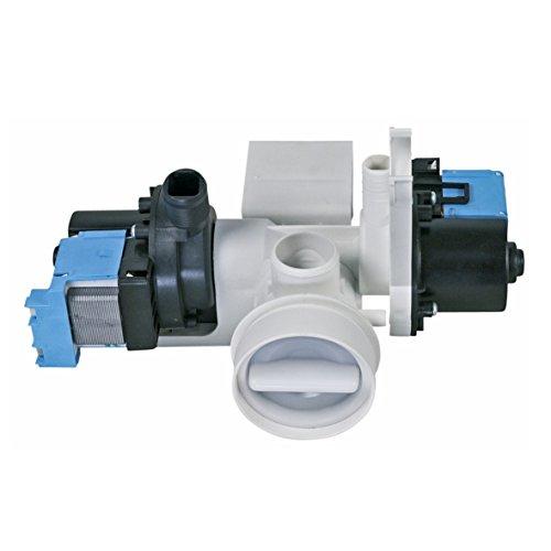 Electrolux AEG Privileg 110537402 ORIGINAL Pumpeneinheit Ablauf Umwälz Pumpe Waschmaschine 124598880 400604132