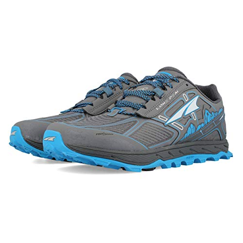 ALTRA Lone Peak 4 Low RSM Running Shoes Herren Gray/Blue Schuhgröße US 12 | EU 46,5 2019 Laufsport Schuhe