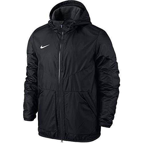 Nike Jugend Unisex Jacket Team Fall, schwarz(Black/Anthracite/White), L/147-158
