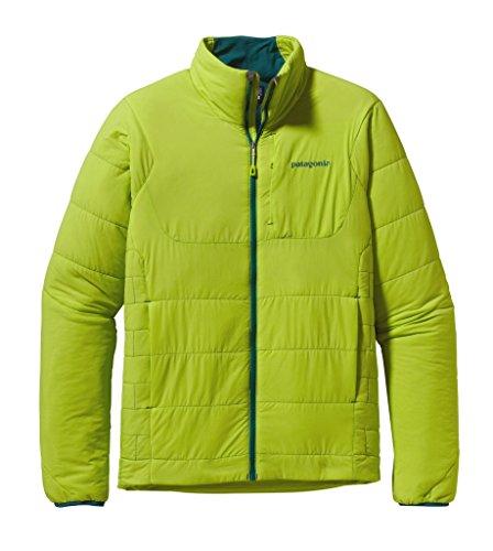 M's Nano-Air Jacket Peppergrass Green