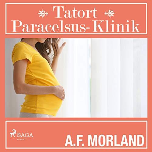Tatort Paracelsus-Klinik audiobook cover art