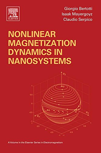 Nonlinear Magnetization Dynamics in Nanosystems (ISSN) (English Edition)