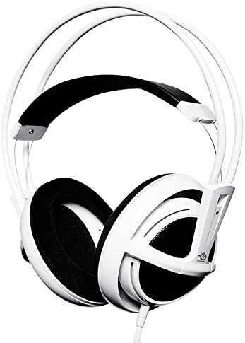 new arrival SteelSeries high quality Siberia Full-Size Headset lowest (White) outlet sale