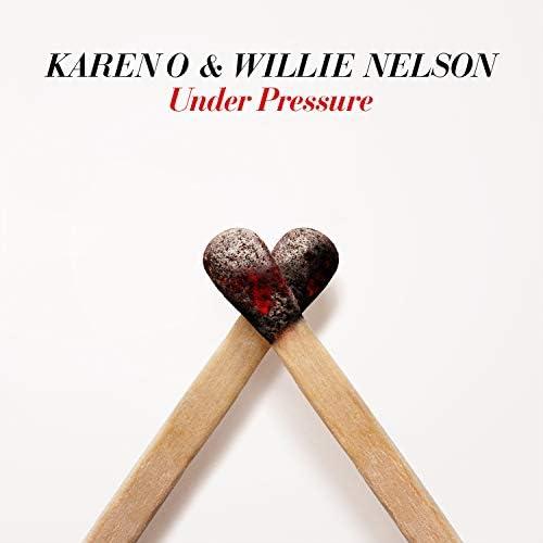 Karen O & Willie Nelson