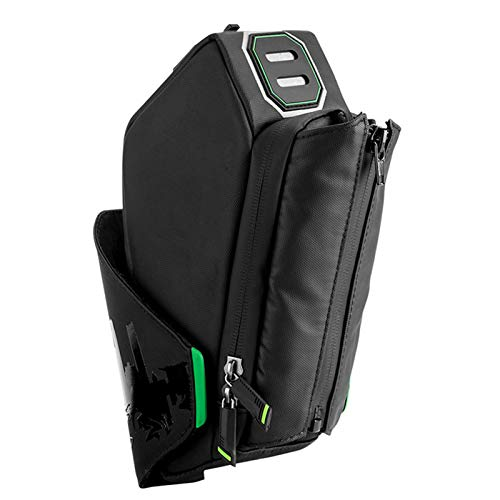 Innovative All In One Rear Bag Bike Seat Bag Strong Adhensive Tape Durable & Waterproof Easy Disassemble For Bike