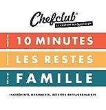 Le coffret du quotidien CHEFCLUB : Moins de 10 minutes - Cuisiner les restes - Repas de famille