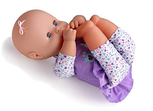 Nenuco de Famosa Posturitas, muñeca bebé para niñas y ni