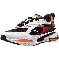 PUMA RS-Fast Men's Sneakers (Black-White-Red Blast)
