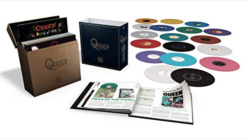 Complete Studio Album (Limited Coloured LP-Box) [Vinyl LP]