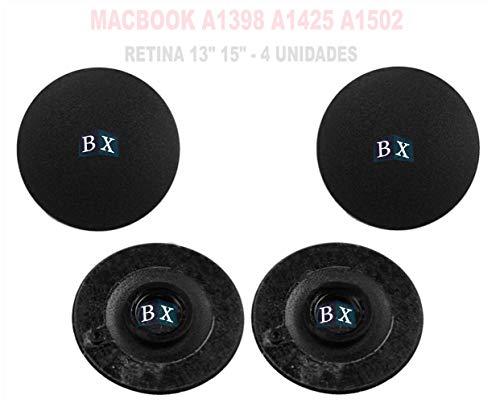 BisLinks® 4 X Bottom Base Case Plastic Rubber Foot Für Mac Book 13