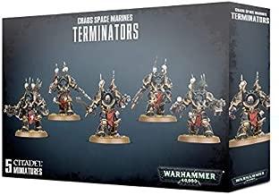 Warhammer 40,000 Chaos Space Marines Terminators GWS 40k 43-19