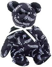 TY Beanie Baby - SILVER the Bear (Asia-Pacific Exclusive)