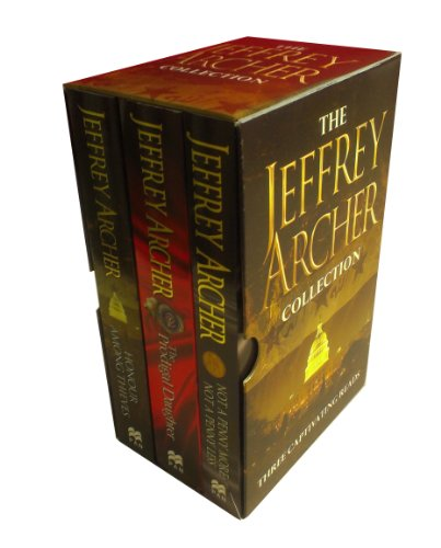 Download The Jeffrey Archer Collection: Honour Amonst Thieves / Not a Penny More, Not a Penny Less / The Prodigal Daughter 1447228367
