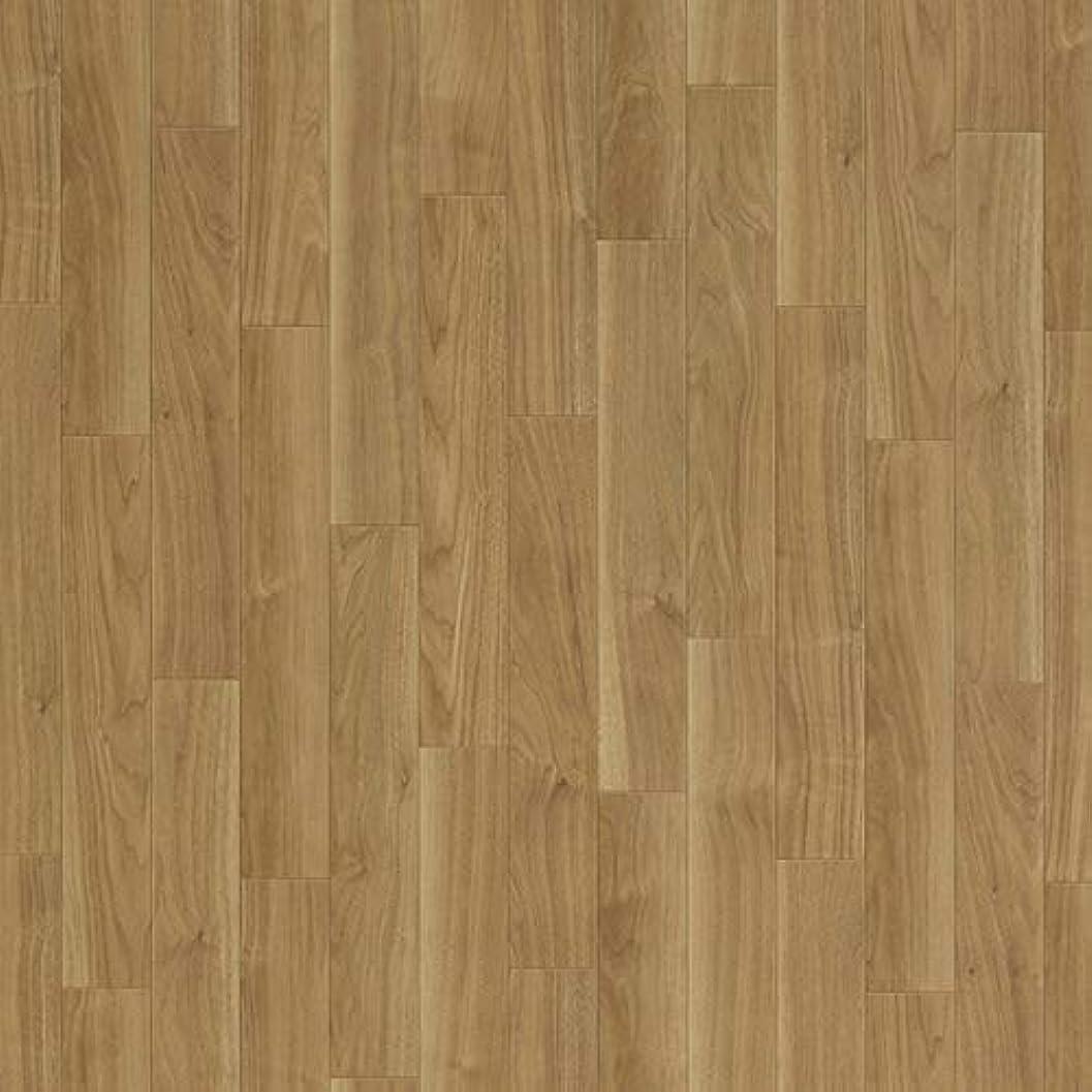 溶融スクラッチ抜本的なサンゲツ Hフロア クッションフロア クッションシート 住宅用 DIY ウッド?木目柄 ウォルナット 【長さ1m×注文数】 HM-10053 (旧HM-4040)