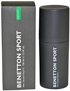 Benetton Sport Ben-7284 for Men -Eau de Toilette, 100 ml-