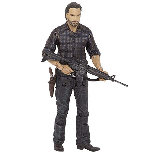 McFarlane Toys The Walking Dead TV Series 7.5 Rick Grimes Action Figure