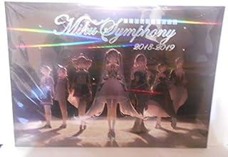 初音ミクシンフォニー 2018-2019 official pamphlet