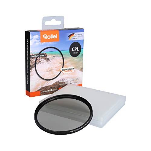 Rollei Filtro fotográfico Premium CPL 58 mm