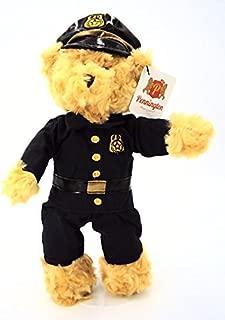 PENNINGTON BEARS Police Cop Teddy Bear 10 Inch