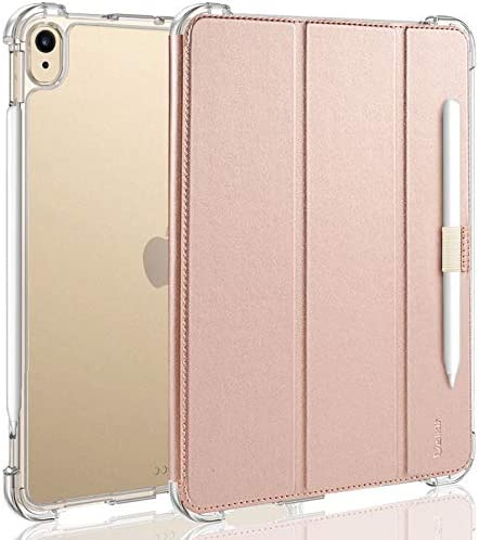 Valkit iPad Air 4 Case 10 9 Inch 2020 iPad Air 4th Generation Case Support Apple Pencil 2 Charging product image