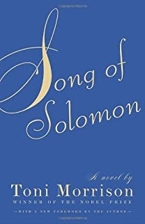 Song of Solomon Reprint Edition by Morrison, Toni [Paperback]