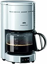 per kf590 macchina da caffè Braun br67051397 COPERCHIO vetro brocca