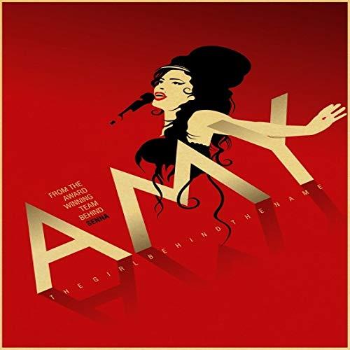 zxddzl Amy Winehouse Vintage Poster Prints Wandbild Hochwertige dekorative Poster Wandbild Wohnkultur