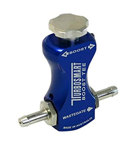 Turbosmart TS-0101-1001 Blue Boost-Tee for Boost...