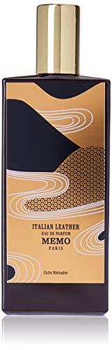 MEMO Italien Leather EDP Vapo 75 ml, 1er Pack (1 x 75 ml)