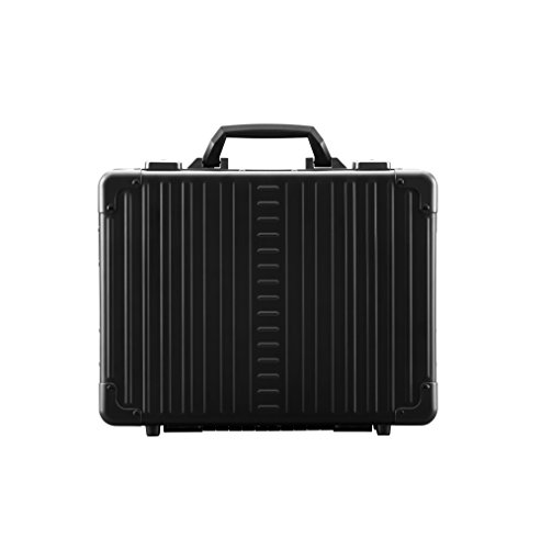 Aleon Business Attache Aktenkoffer aus Aluminium, 38,1 cm