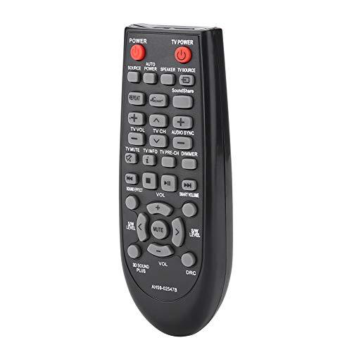CUEA Control Remoto de TV Duradero Control Remoto reemplazado Control Remoto No se Requiere programación para Samsung