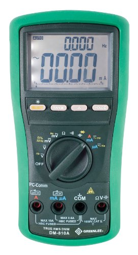 Greenlee DM-810A Multimeter