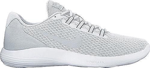 Nike Herren Lunarconverge Laufschuhe, Schwarz