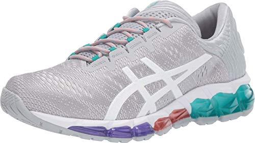 ASICS Women's Gel-Quantum 360 5 JCQ Shoes, 11M, Piedmont Grey/White