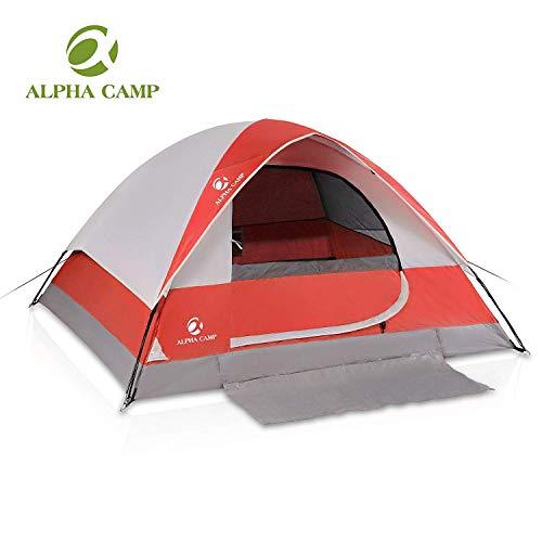 ALPHA CAMP 4 Person Camping Tent