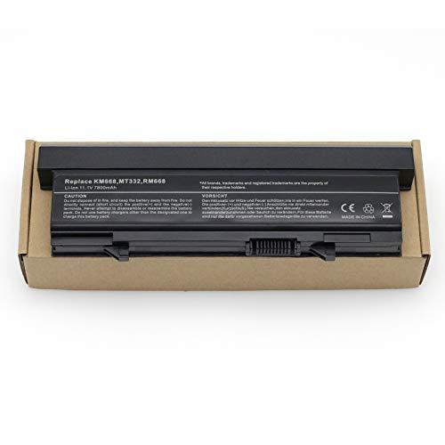 BTMKS 9 Zellen 7800mAh Notebook Laptop Akku für Dell Latitude E5400 E5410 E5500 KM742 RM668 KM760 KM771 T749D PP32LB KM769 KM752 312-0762 KM970 312-0902 PW640 U116D WU843 MT186 MT187 Batterie