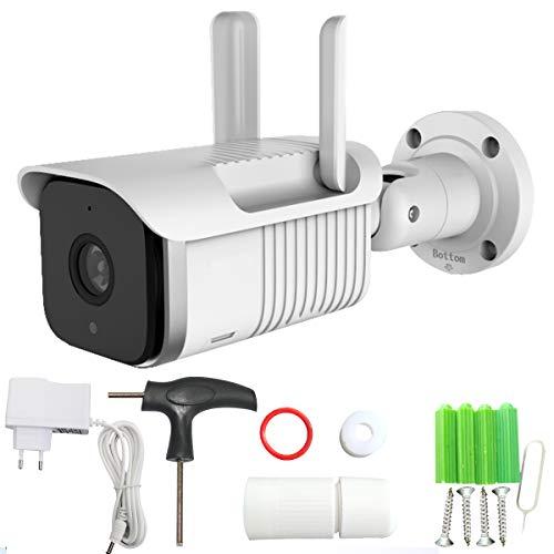 Outdoor Mini Video Überwachungskamera aussen WLAN 1080P Multiplayer onlineWireless IP SKamera...
