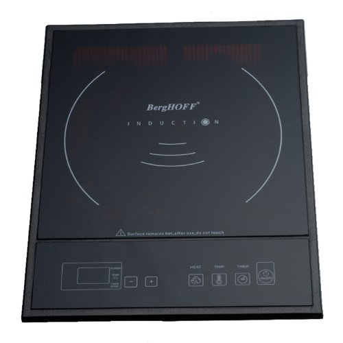 BergHOFF Double Touch Screen Induction Cook Top, Double