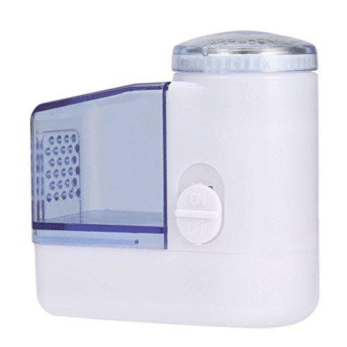 ONEVER Mini Electric Fuzz Panno Pillola Maglione di Lana Remover Lint Tessuto Shaver Trimmer